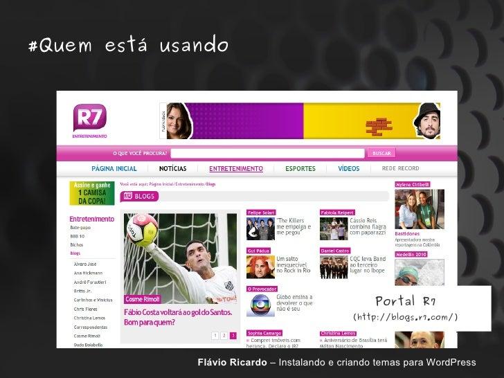 Único Temas De Wordpress Personalizados Colección - Colección De ...