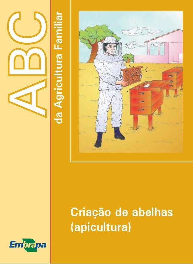 ABCdaAgriculturaFamiliar Criação de abelhas (apicultura)