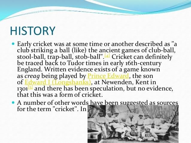 Cricket history most epic international match |authorstream.