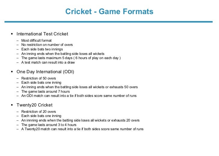 a history and fundamentals of cricket Bcf is enabling all-what-you-need that allow its members to quickly and easily start playing good quality cricket but that's not all, when you join a cricket club, the most amazing experience for life awaits you.