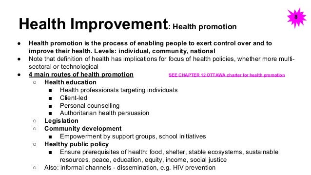 thesis about health promotion