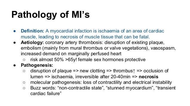 Cardiovascular histopathology tutorial for Define mural thrombus