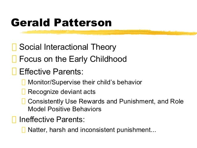 differntial association theory of devience essay View this term paper on edwin sutherland's differential association theory   deviance is therefore learned behavior, which is learned by an individual from.