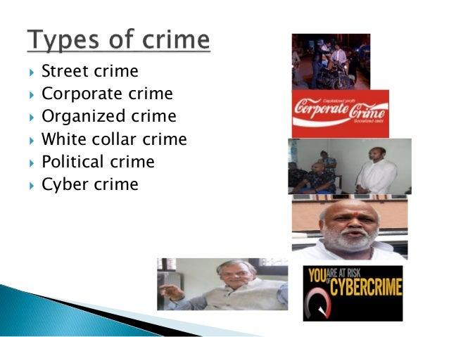 An overview of the common types of white collar crimes
