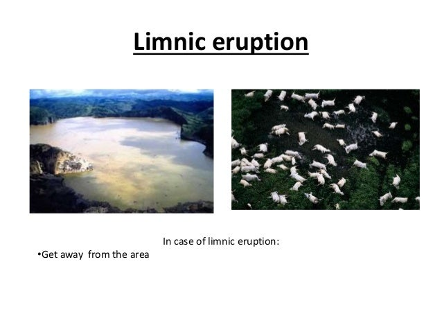 Limnic eruption