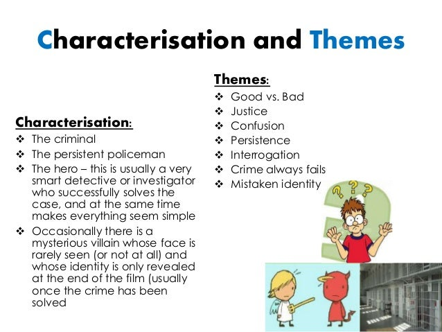 Crime mystery (genre research)