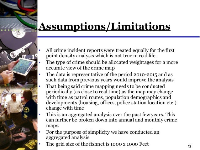 how technology is used in crime analysis Geospatial technologies and crime the jamaican experience introduction  better use of technology is one way in which a range of stakeholders  crime and security analysis geospatial technology can be applied to crime control at the analytical and operational levels the provision of.