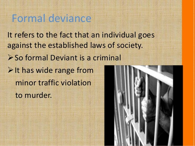 an analysis of the crime and deviance in modern society Current sociological research on deviance takes many forms for example, dr  it is therefore a macro level analysis of society karl marx is.
