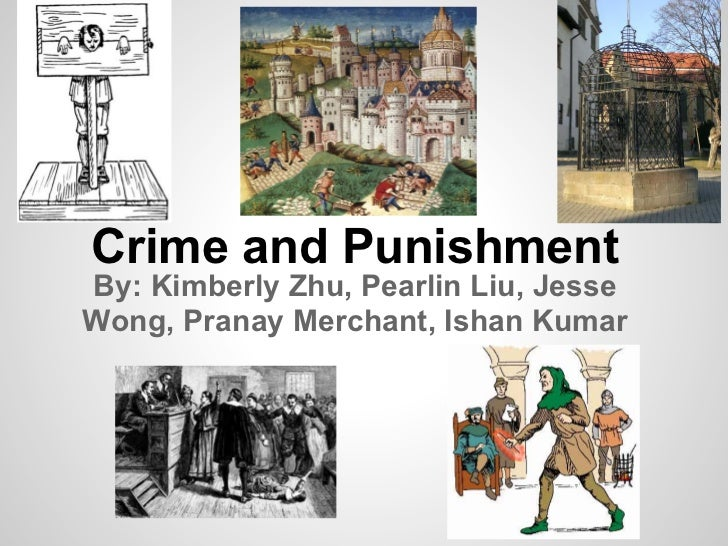 crime and punishment in the middle Cruel crime is a horrible histories book about crime and punishment it was originally published as cruel crime and painful punishments in 2002 the 2012.
