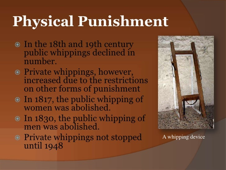 the punishment of female rebellion in Behind bars in brazil xi women prisoners physical layout and conditions medical care relations among inmates discipline, punishment, and treatment by guards.