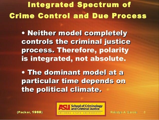 crime control model vs due process model