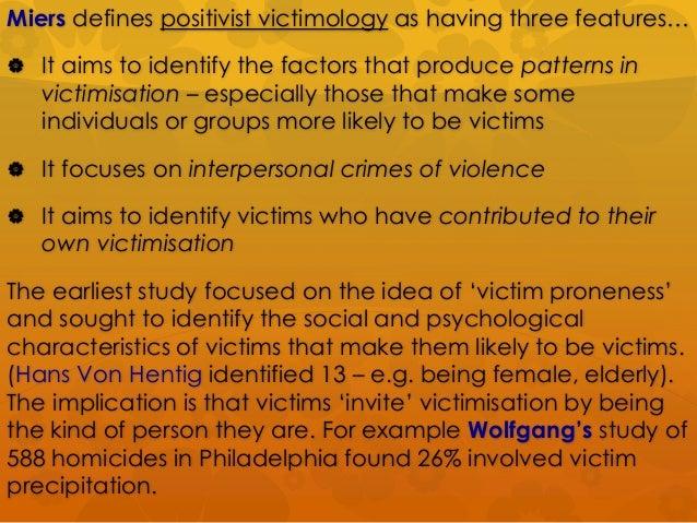 positivist victimology Posts about positivist victimology written by unicara.