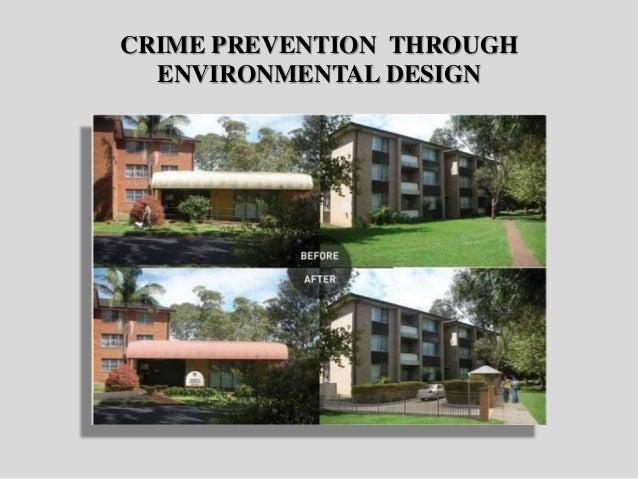 26. CRIME PREVENTION THROUGH ENVIRONMENTAL DESIGN ...