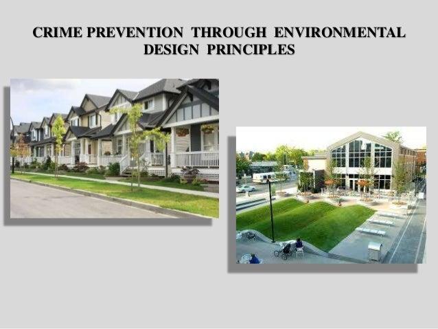 Beautiful CRIME PREVENTION THROUGH ENVIRONMENTAL DESIGN PRINCIPLES; 29.