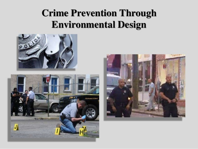 Crime Prevention & Safety