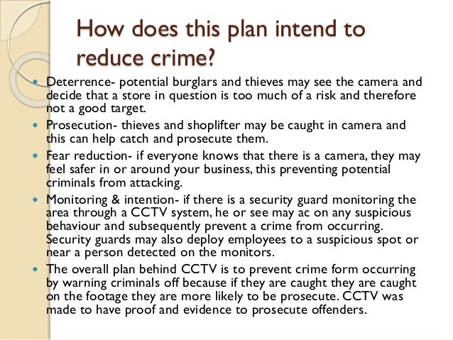 Private Security and CCTV: The Ultimate Crime-Stopping Duo - SUM