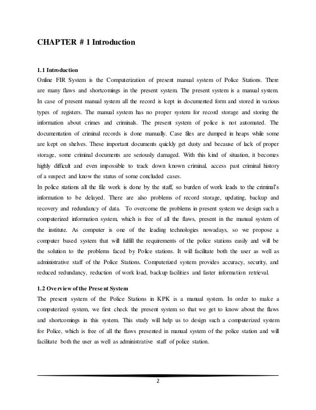 1 CHAPTER 1 INTRODUCTION; 8.