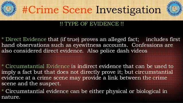 the importance of the crime scene security Crime scene as if they are the actual evidence technicians collecting and processing the  scene plays a critical role in determining whether physical evidence will be used in  once the scene is secure, determine an organized approach.