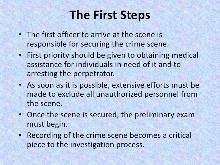 crime scene management, Powerpoint templates