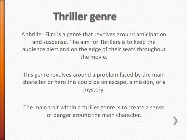 Thriller Definition