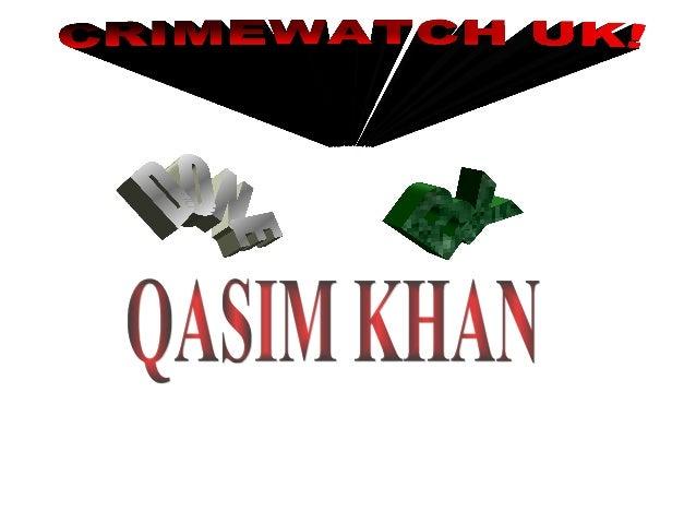 qasim khan name