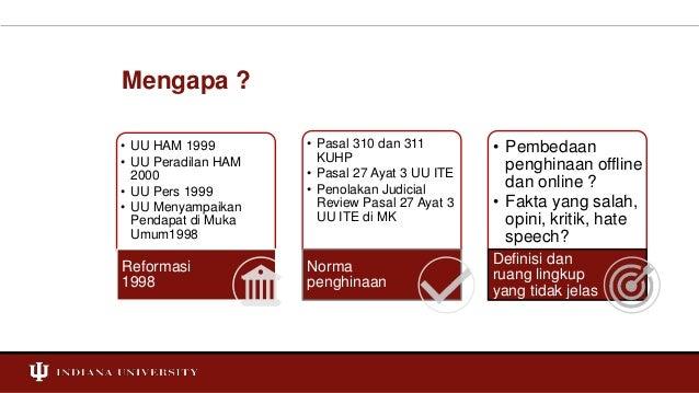 Criminal Defamation  Slide 2