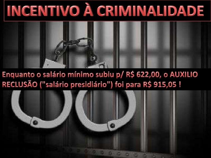 Criminalidade