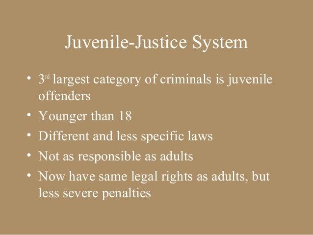 Juvenile offenders committing felonies essay