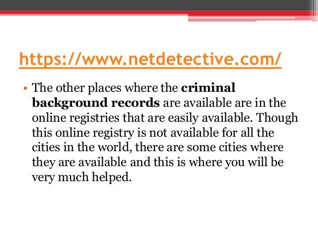 Www netdetective com