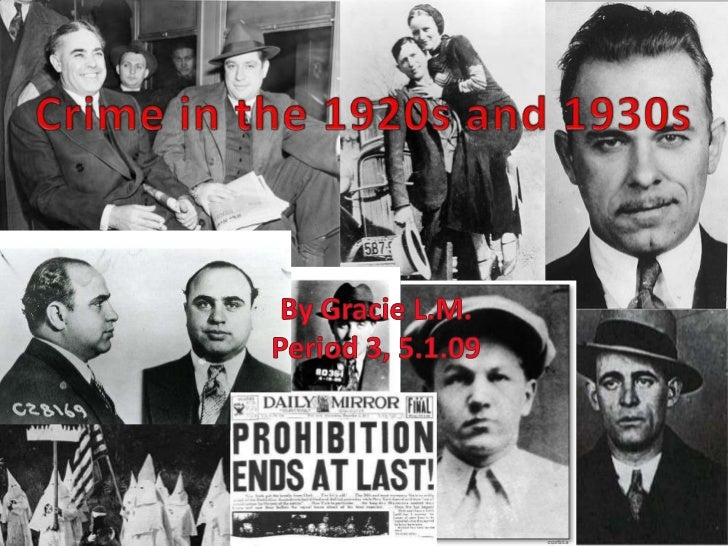 al capone and organized crime in the united states in the 1920s Designed to get you ready for your 1920s test  prohibited in the united states by the 18th  and the problems with the rise of organized crime in urban.