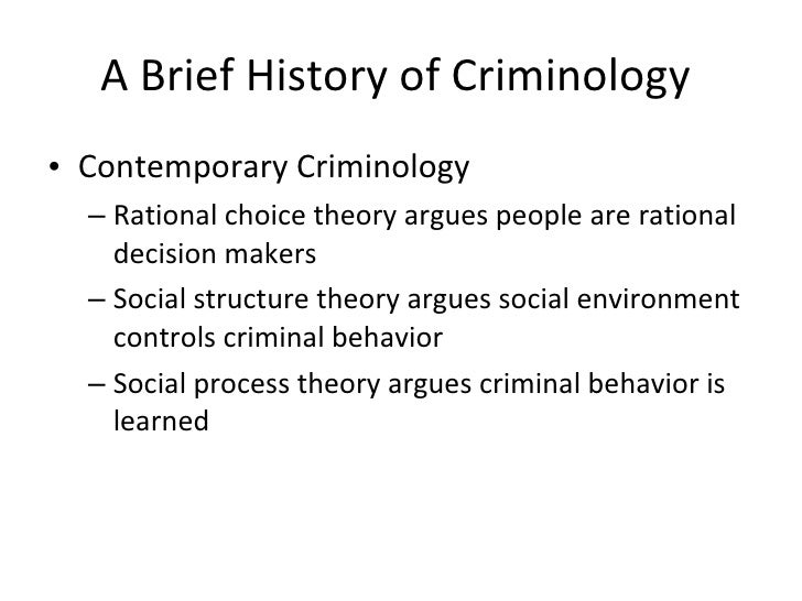 are criminals rational decision makers Do you think most criminals are rational decision makers, or do you think they are primarily motivated by uncontrollable factors such as psychological or emotional drive, or social forces, such as poverty.