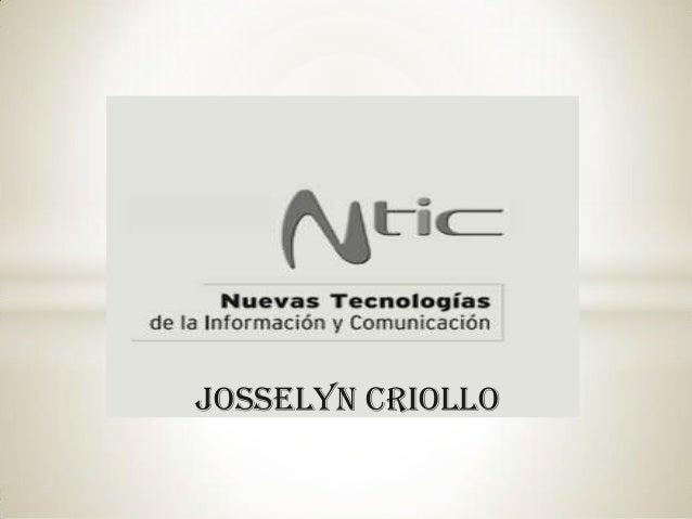Josselyn Criollo