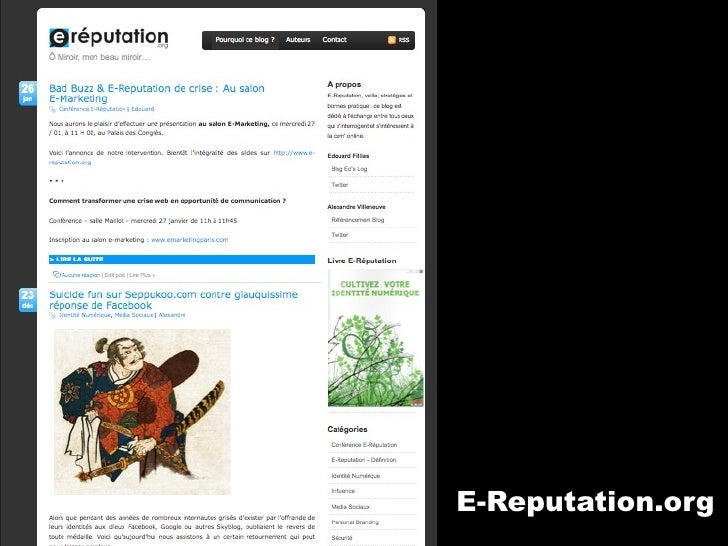 E-Reputation.org