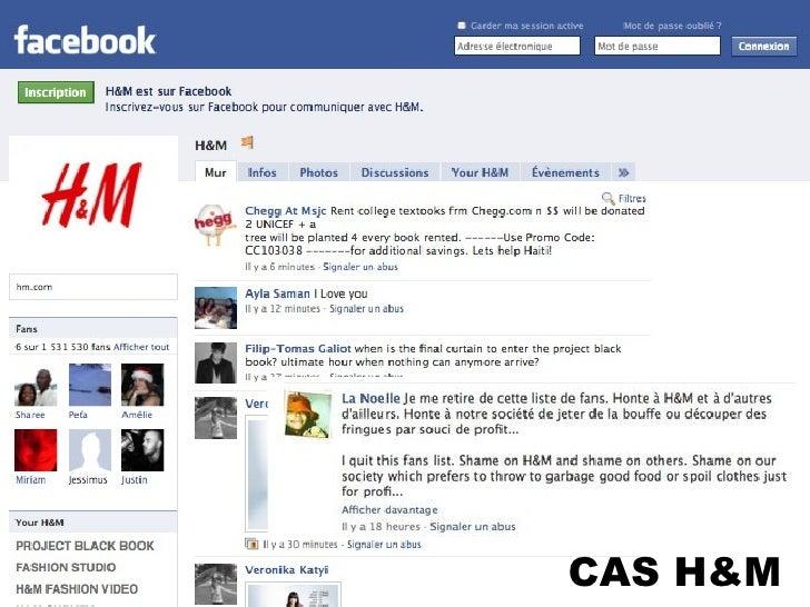 CAS H&M