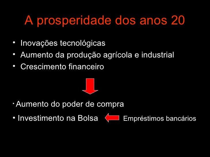 Crise De 29 Slide 2