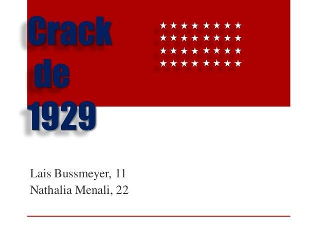 Crackde1929Lais Bussmeyer, 11Nathalia Menali, 22