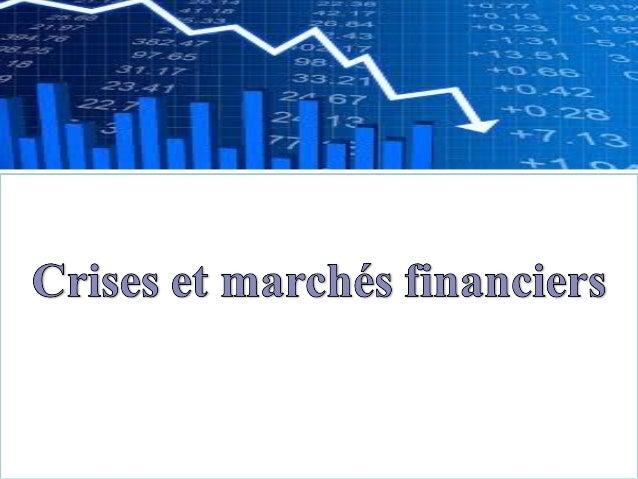 PLAN IntroductionIntroduction Axe 1Axe 1 : Généralités sur les crises Axe 2Axe 2 : Les origines de la crise, sa diffusion,...