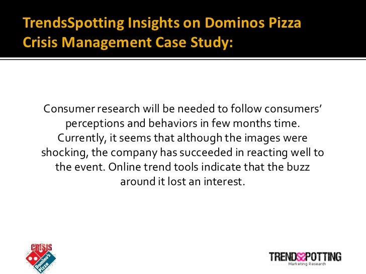 dominos online case analysis Full assignment paper: strategic plan for domino's pizza uk by ricky micro environment check is needed in order to understand the attractiveness of the fast food market in uk in which the domino's pizza in this study engages 32 micro and in the case of domino's pizza.