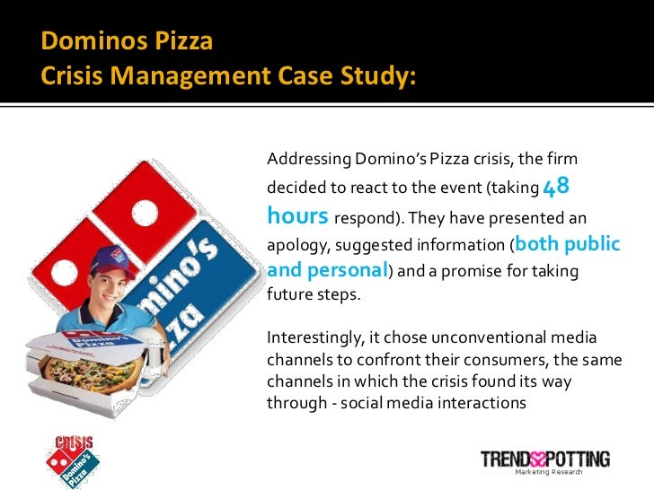 Domino's Pizza HBR Case Study Analysis - SlideShare