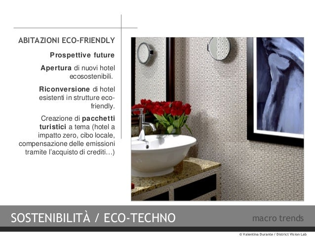 2009 trends matrix eco techno for Abitazioni ecosostenibili