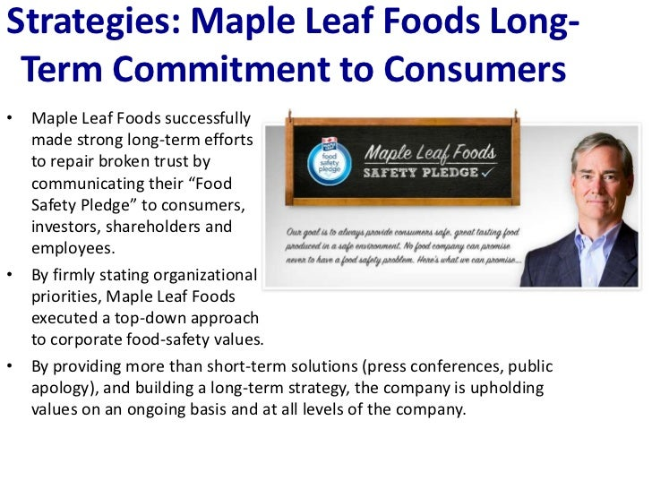 Maple Leaf Foods 2