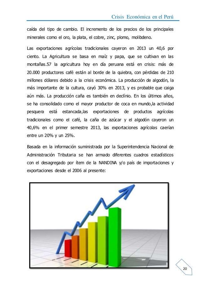 Crisis economica en el peru - Tipos de calefaccion economica ...