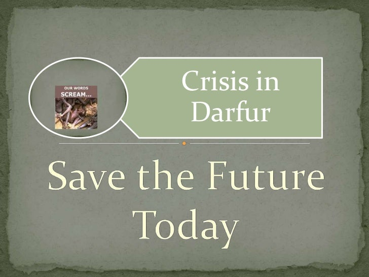 Save the Future Today<br />