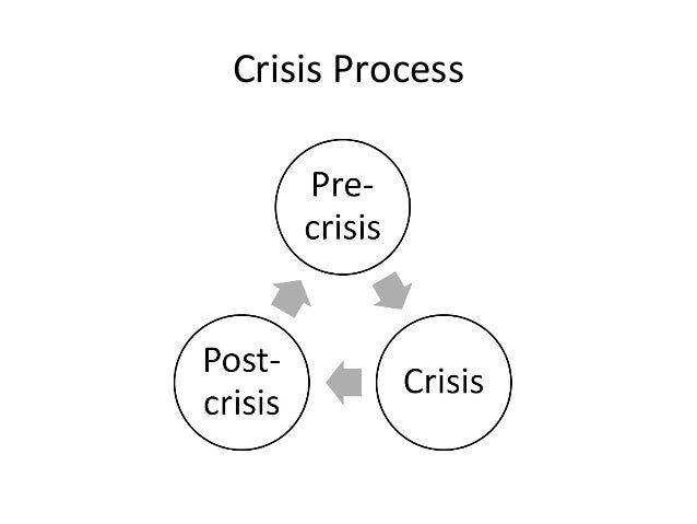 Risk and Crisis in a Dynamic Environment: Crisis