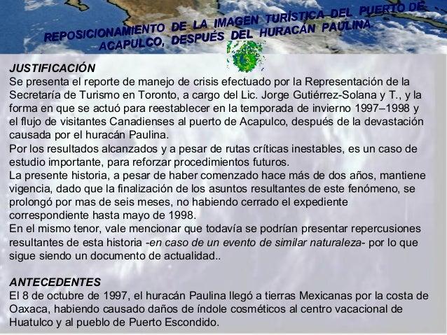 REPOSICIONAMIENTO DE LA IMAGEN TURÍSTICA DEL PUERTO DE REPOSICIONAMIENTO DE LA IMAGEN TURÍSTICA DEL PUERTO DE ACAPULCO, DE...
