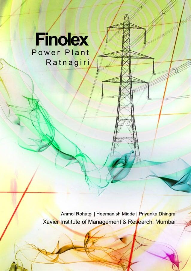1 Internship Project R&PM: EDELMAN Crisis Management: Finolex Power Plant, Ratnagiri Project by: Anmol Rohatgi | Heemanish...