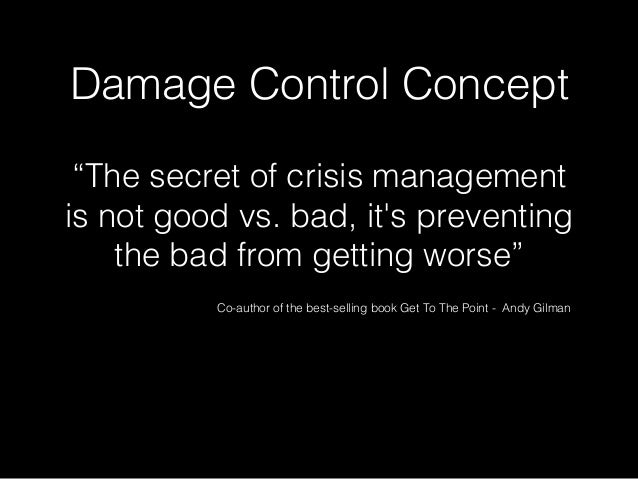 crisis management case study in malaysia They bounced back stronger than ever crisis management requires more than an apologetic press release or a ceo's disingenuous appearance on cnn news goes viral in a flash companies must be ready to respond to disasters swiftly and decisively, using all platforms to communicate with the public.