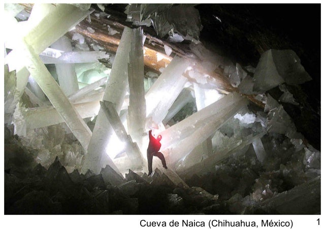 Cueva de Naica (Chihuahua, México)  1