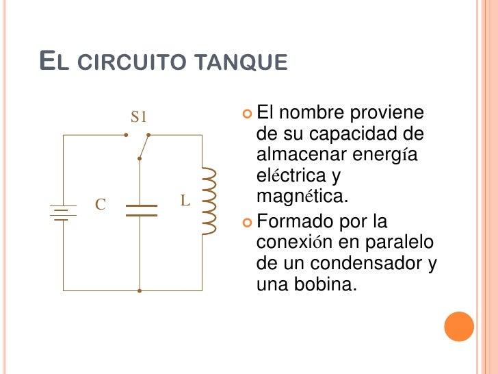 Circuito Tanque : Cristales de cuarzo para osciladores