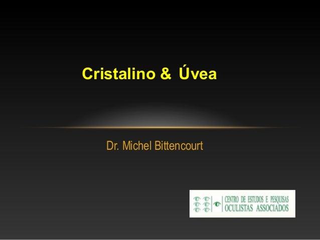 Cristalino & Úvea  Dr. Michel Bittencourt